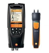 Комплект Testo 320 без H2 -компенсации + смарт зонд 510i