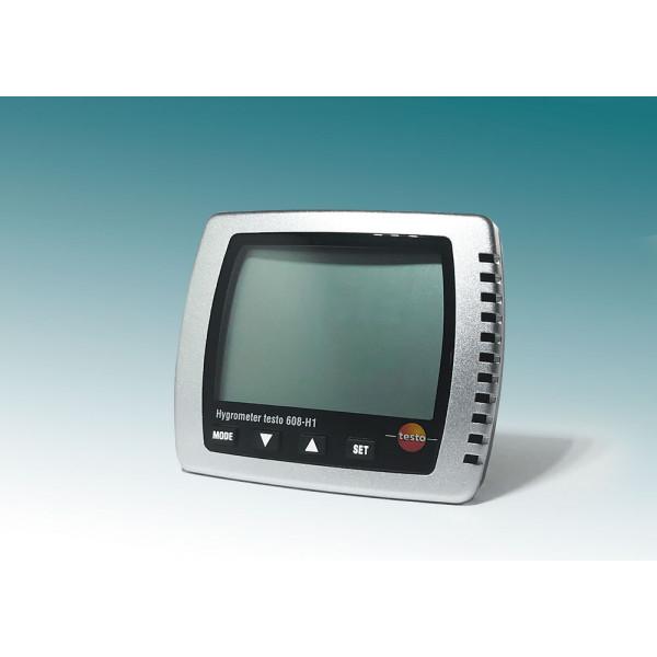 О термогигрометрах testo 608