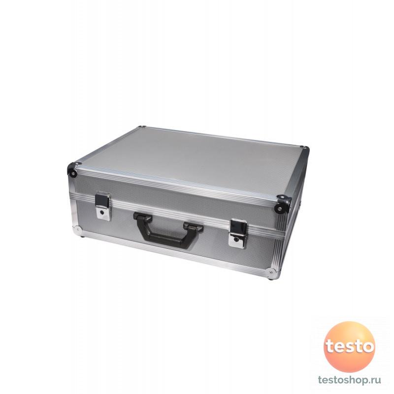 Системный кейс алюминиевый 0516 0410 в фирменном магазине Testo