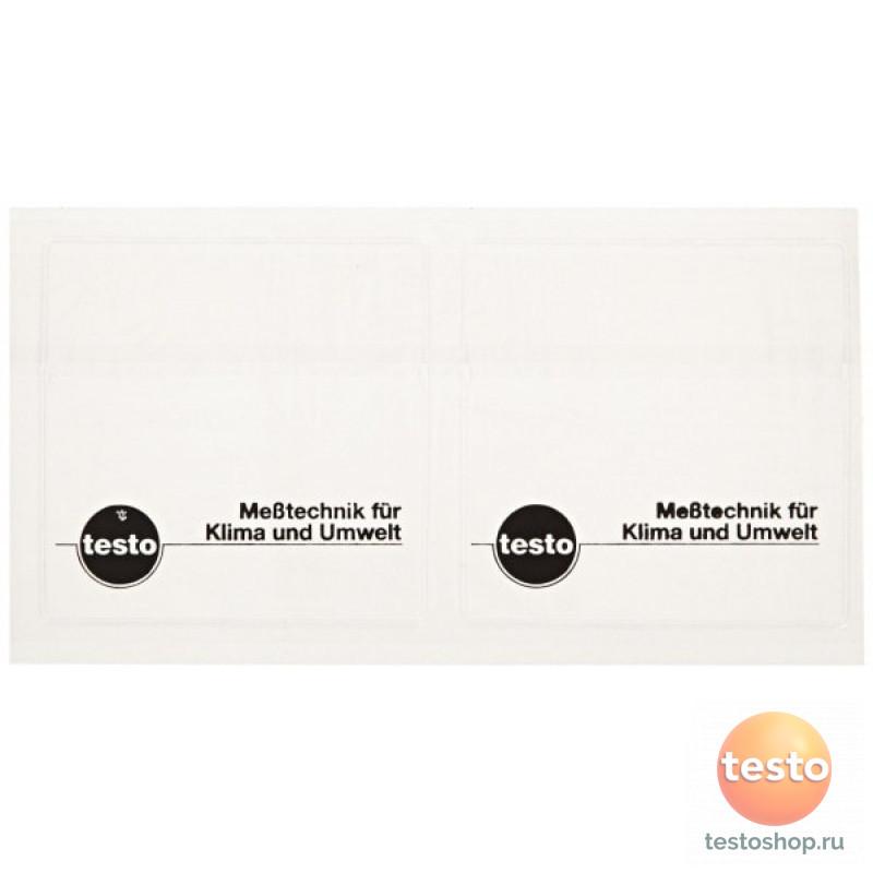 Самоклеющиеся конверты для распечатки штрих-кодов, 50 шт 0554 0116 в фирменном магазине Testo
