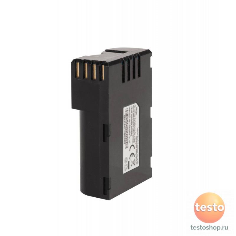 Дополнительный литиево-ионный перезаряжаемый аккумулятор 0554 8852 в фирменном магазине Testo