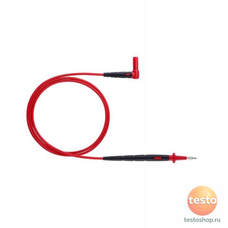 Комплект удлинителей для измерительных кабелей Testo угловая вилка