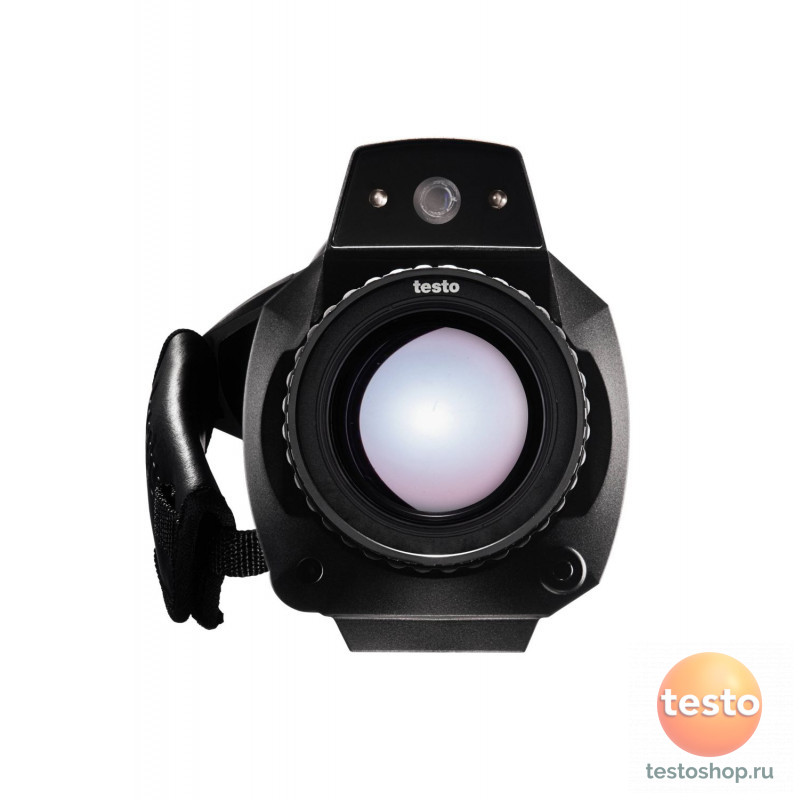 Комплект Testo 885-2 - Тепловизор с супер-телеобъективом и дополнительным объективом на выбор