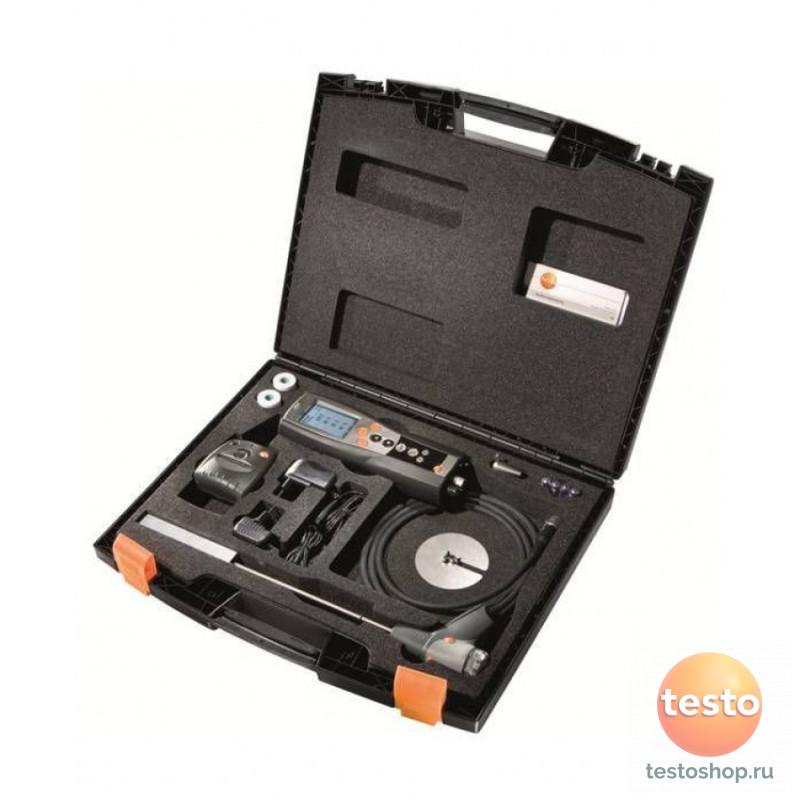 Комплект Testo 340 (SO2) - 4-х сенсорный комплект без зонда