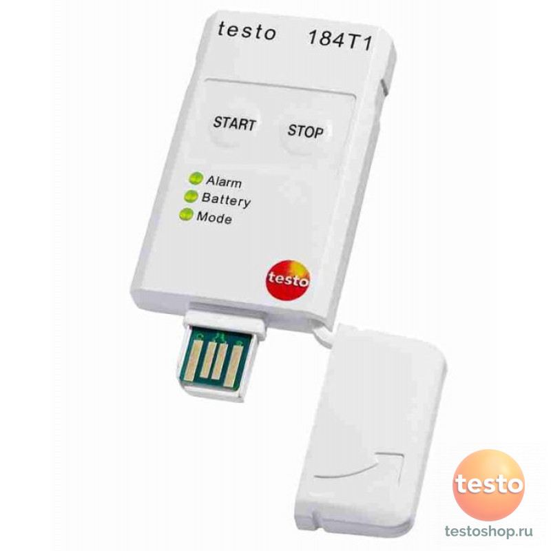 Логгер данных температуры Testo 184 T1