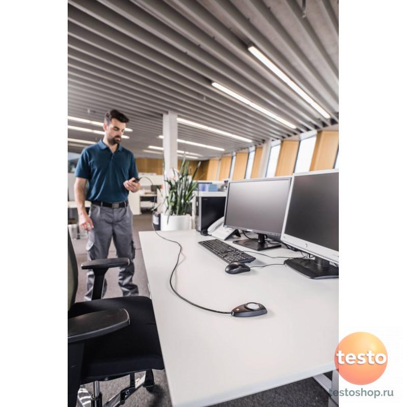 Люкс-зонд/цифровой Testo для измерения освещенности, фикс. кабель