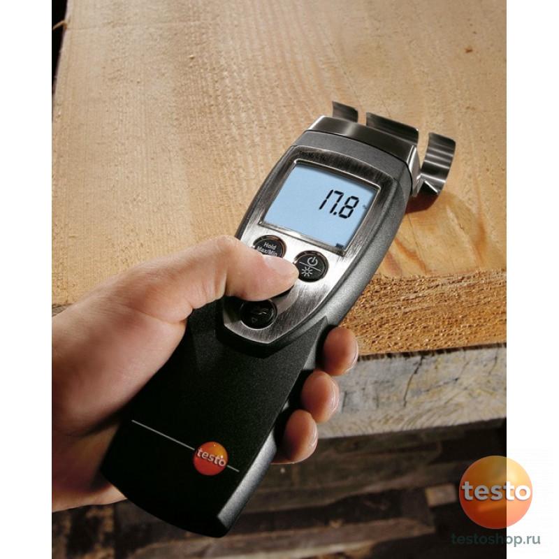 Влагомер древесины и стройматериалов Testo 616