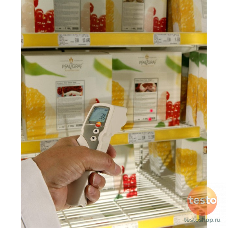 Инфракрасный термометр Testo 831