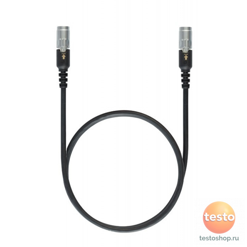 Соединительный кабель для шины данных Testo 0449 0075 в фирменном магазине Testo