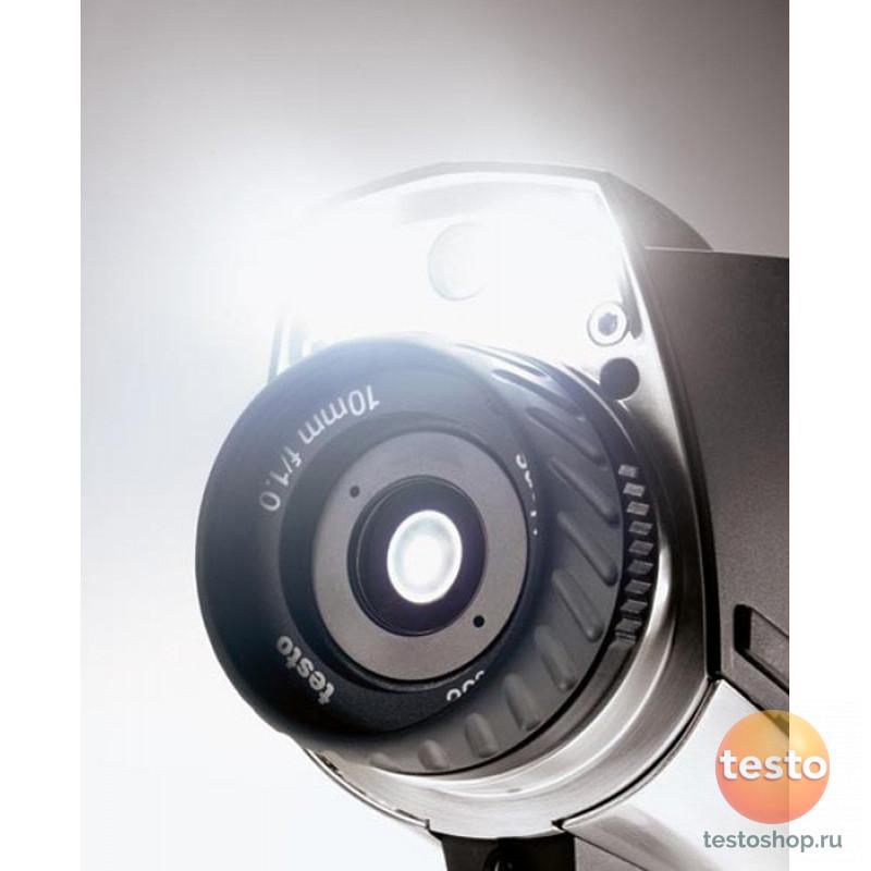 Тепловизор с NETD <60 мК Testo 882