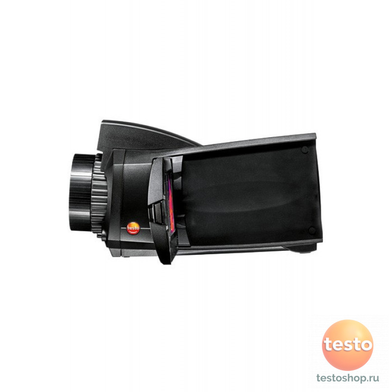 Комплект Testo 890-2 - Тепловизор с супер-телеобъективом