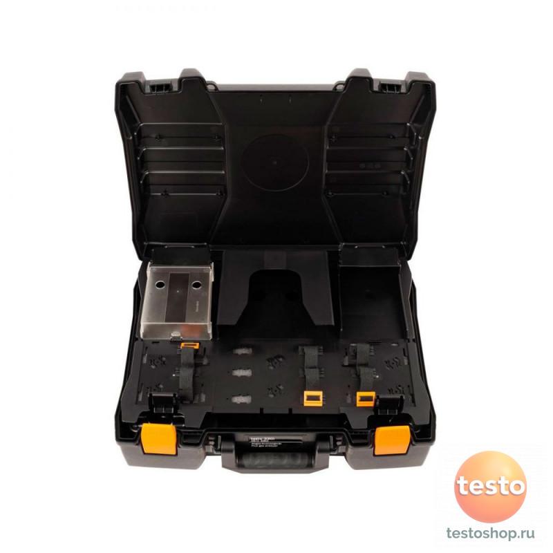 Системный кейс для прибора Testo 330i 0516 3302 в фирменном магазине Testo