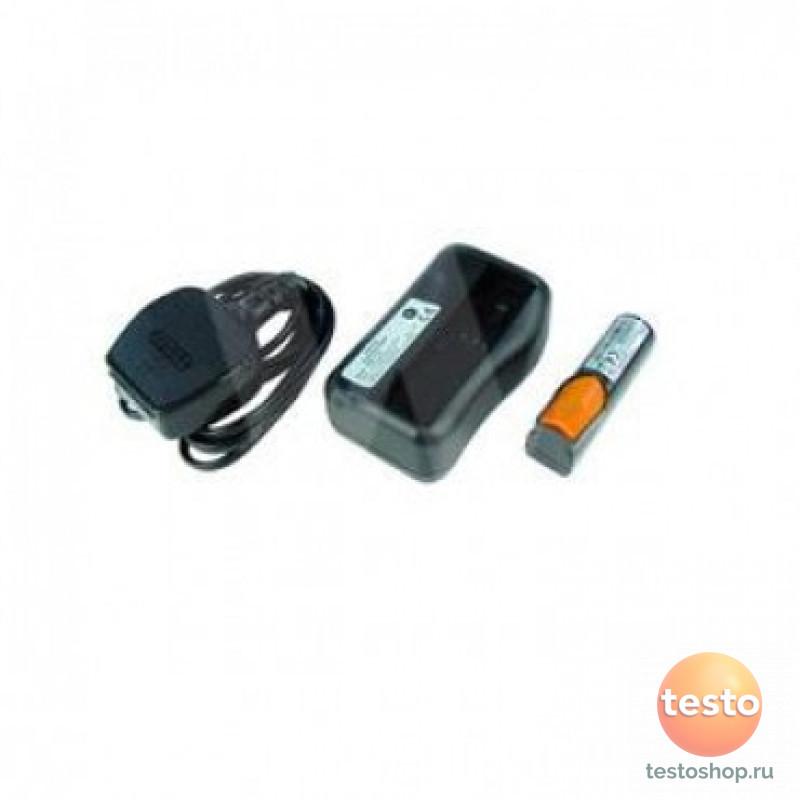 Запасной аккумулятор с зарядным устройством 0554 1087 в фирменном магазине Testo