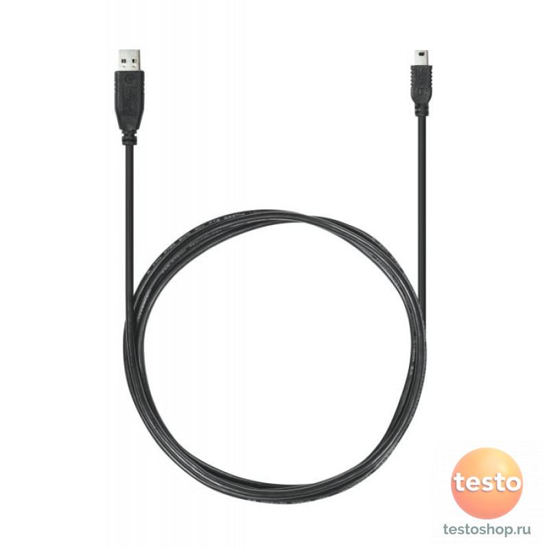USB соединительный кабель 0449 0047 в фирменном магазине Testo