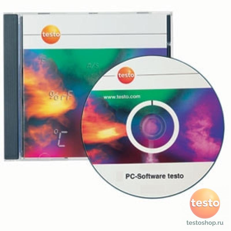 Полная версия ПО Easyheat + Easyheat Mobile (для ПК и КПК) 0554 1210 в фирменном магазине Testo