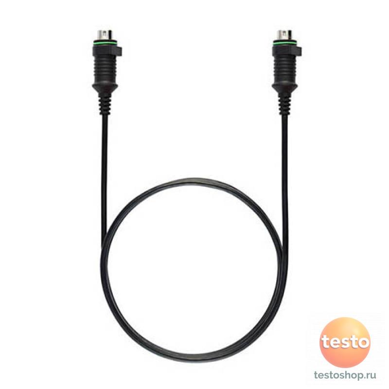 Соединительный кабель с разъемом MiniDIN 0554 5520 в фирменном магазине Testo