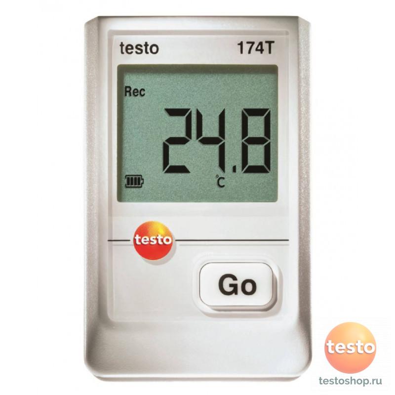 Мини-логгер данных температуры Testo 174T