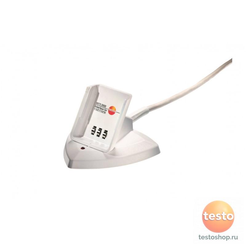 USB интерфейс для программирования логгеров Testo