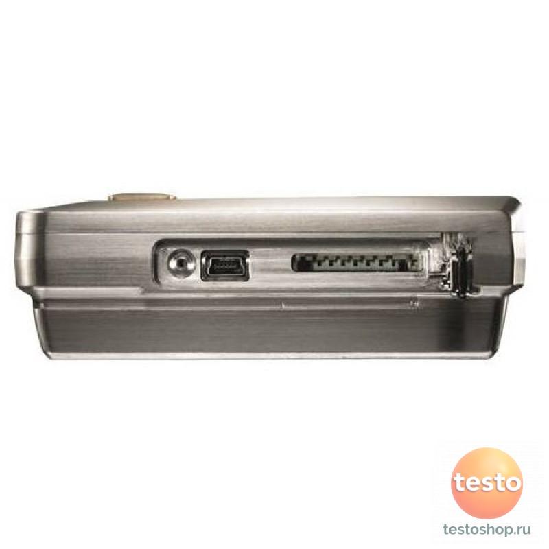 1-Канальный логгер данных температуры в металлическом корпусе Testo 176 T1