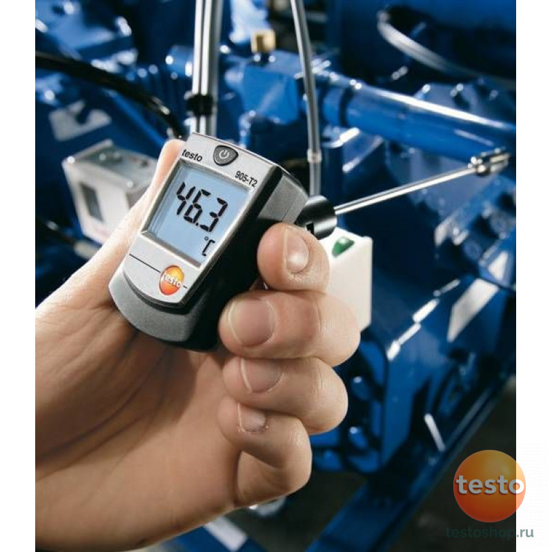 Поверхностный стик температуры Testo 905-T2