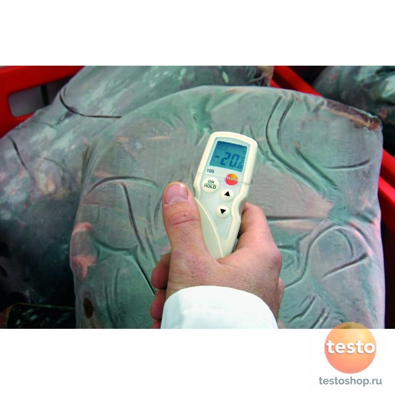 Наконечник для замороженных продуктов Testo длина 90 мм