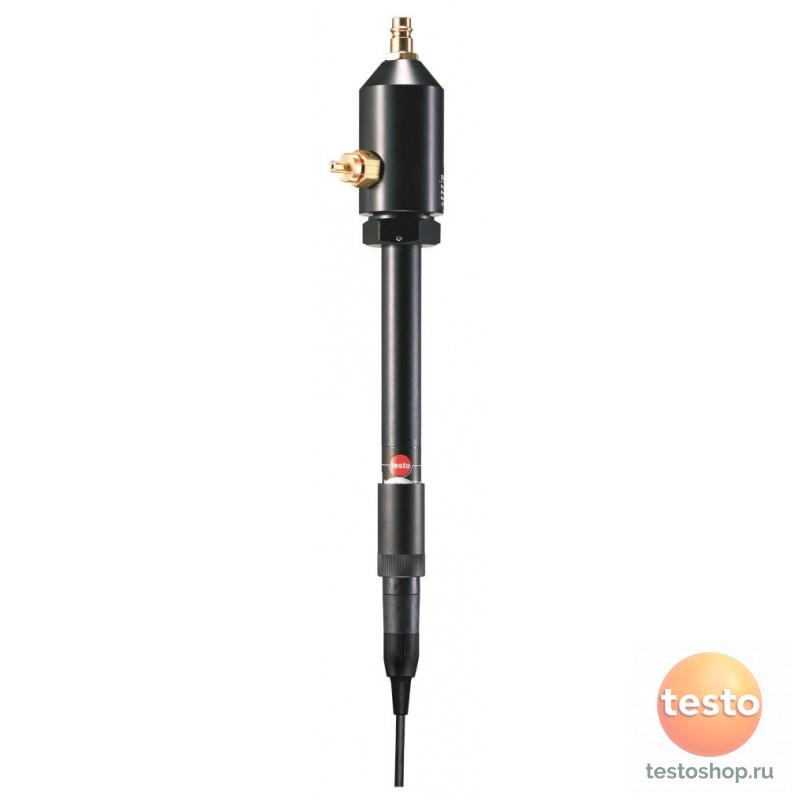 Точный зонд для измерения температуры точки росы под давлением 0636 9836 в фирменном магазине Testo