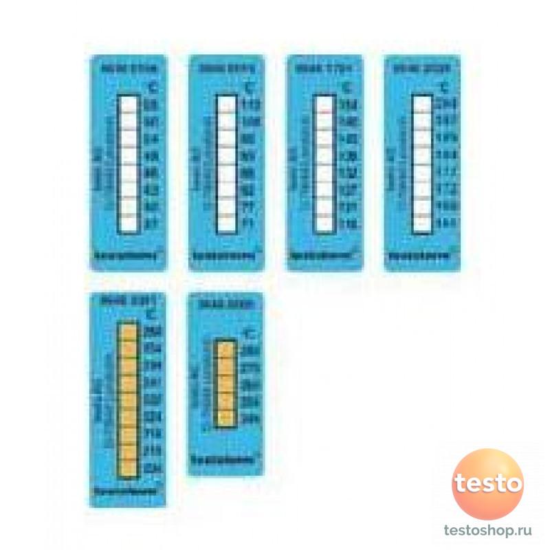 Термоиндикаторы Testo измерительный диапазон +116 … +154 °C