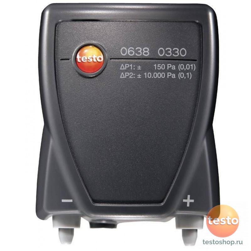 Высокоточный зонд давления, для проверок в системах отопления 0638 0330 в фирменном магазине Testo