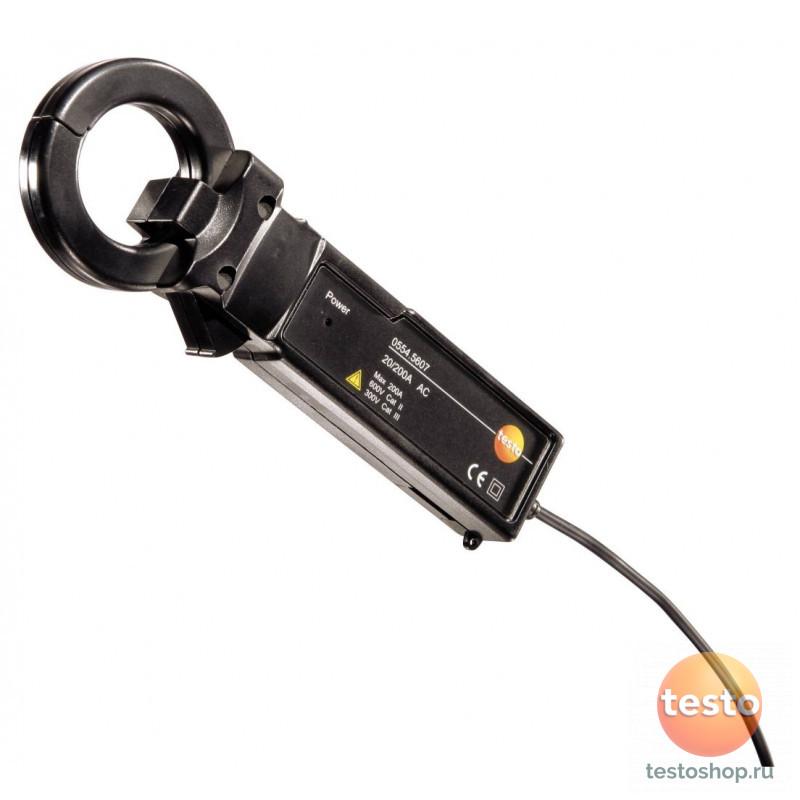 Зонд для измерения потребляемого тока компрессоров 0554 5607 в фирменном магазине Testo