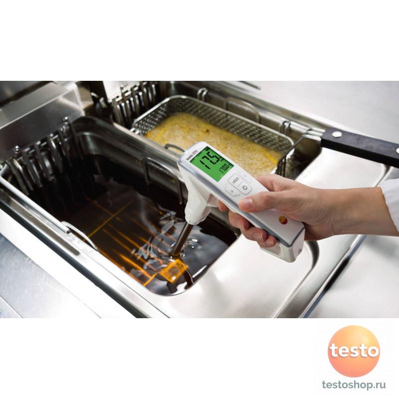 Тестер масла для жарки Testo 270