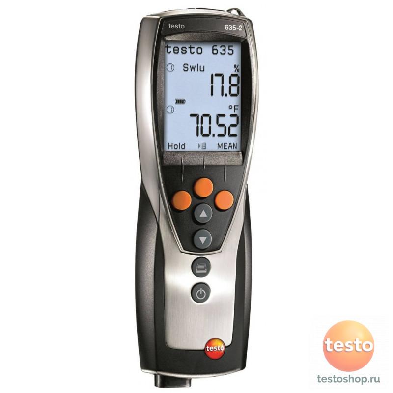 Многофункциональный термогигрометр Testo 635-2