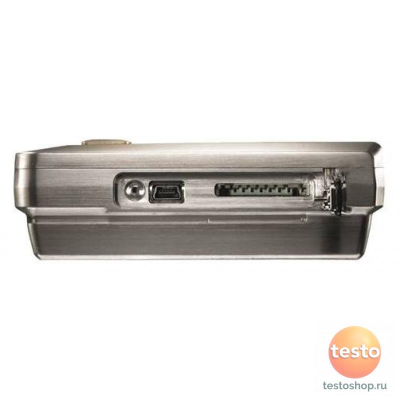 Логгер данных температуры и влажности в металлическом корпусе Testo 176 H2