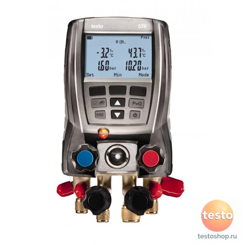 Цифровой манометрический коллектор Testo 570-1
