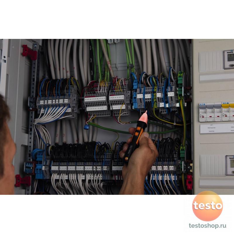 Беcконтактный детектор напряжения Testo 745