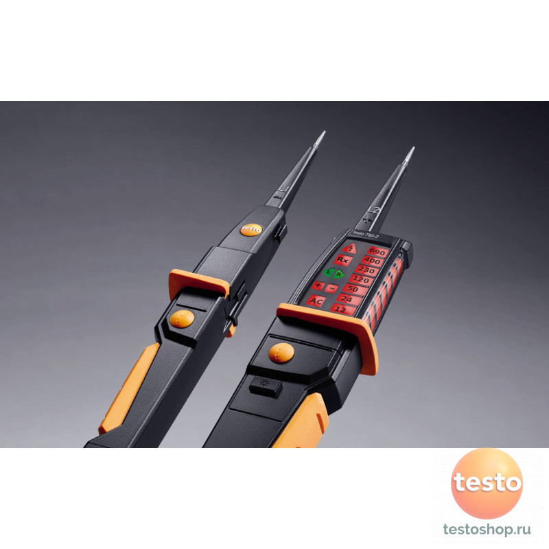 Тестер напряжения Testo 750-2