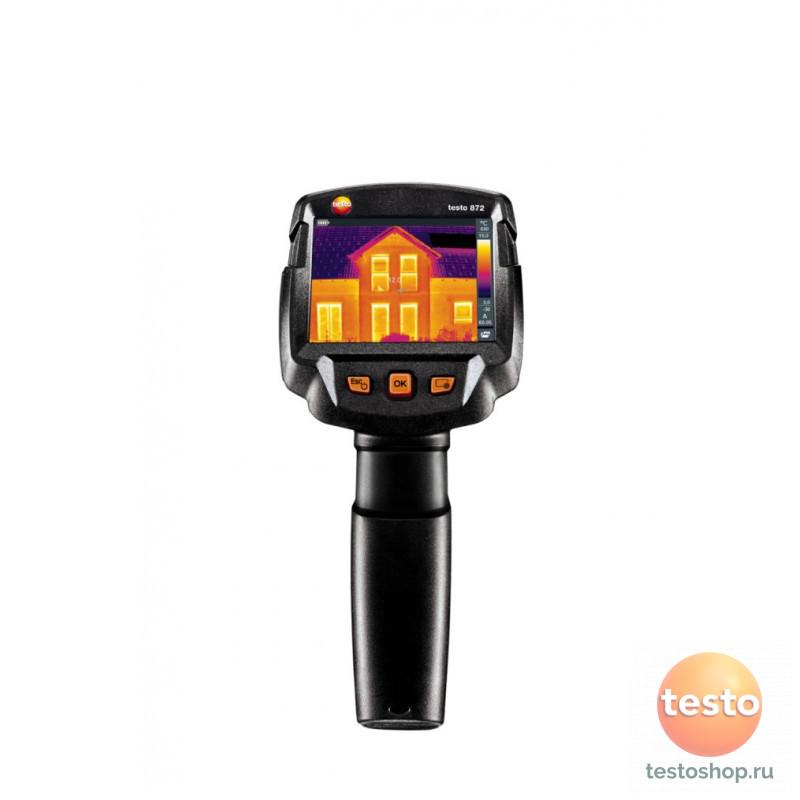 Комплект Testo 872 + смарт-зонд 605i