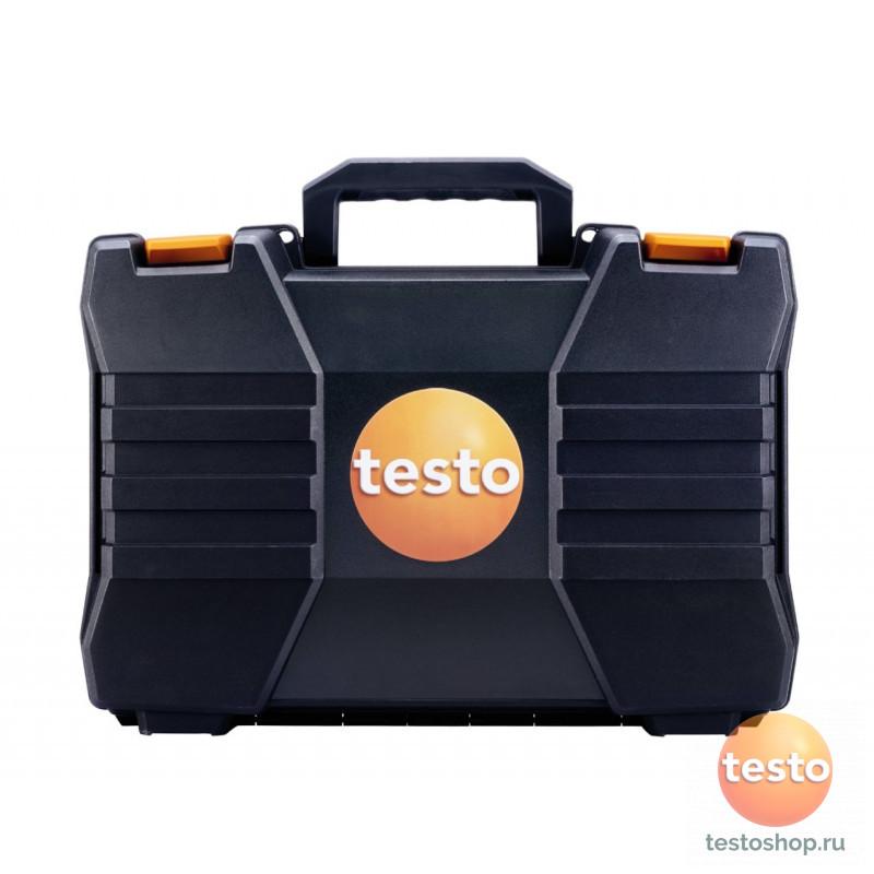 Сервисный кейс для измерений объемного расхода Testo
