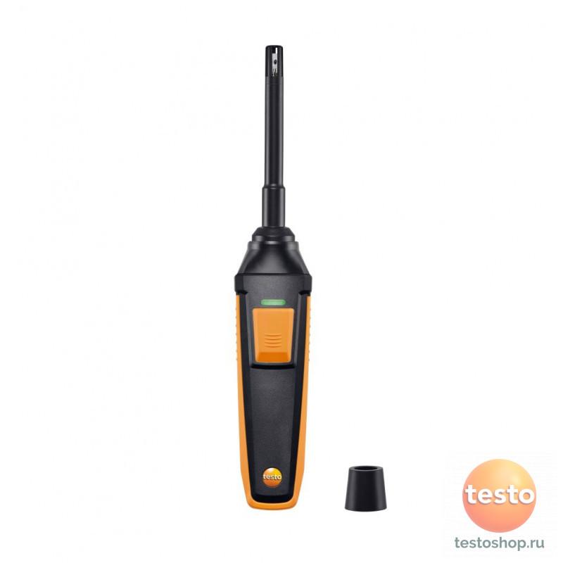 Высокоточный цифровой зонд влажности/температуры Testo с Bluetooth