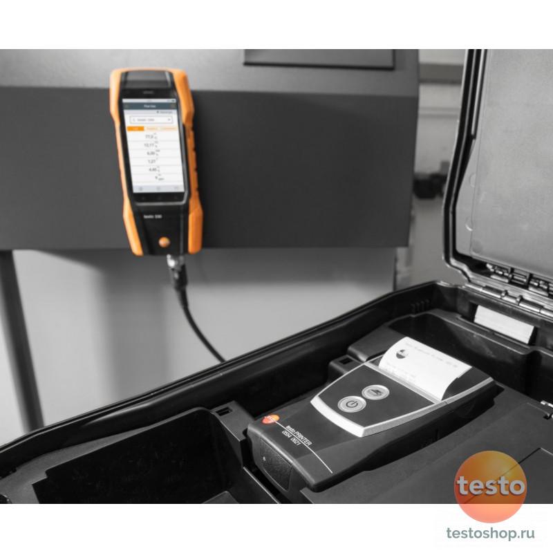 Комплект Testo 300 Longlife, CO с Н2 компенсацией