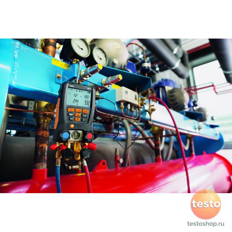 Цифровой манометрический коллектор Testo 557