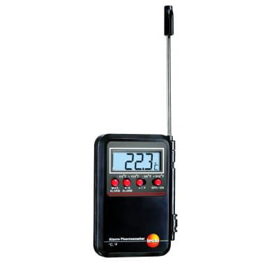 Мини-термометр с проникающим зондом и сигналом тревоги 0900 0530 в фирменном магазине Testo