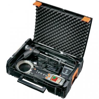 Базовый системный кейс для анализатора, зондов и принадлежностей 0516 3330 в фирменном магазине Testo