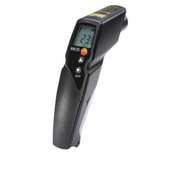 Инфракрасный термометр с 2-х точечным лазерным целеуказателем (оптика 12:1) Testo 830-T2