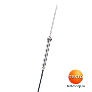 Водонепроницаемый пищевой зонд из нержавеющей стали IP65 0602 2292 в фирменном магазине Testo