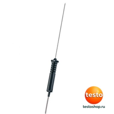 Водонепроницаемый прочный погружной/проникающий зонд 0628 1292 в фирменном магазине Testo