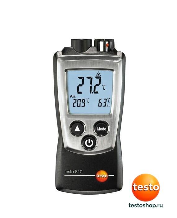 Testo 810 инструкция по применению img-1