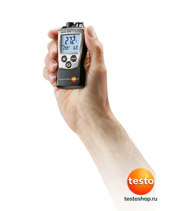 Testo 810 инструкция по применению - фото 4