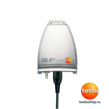 Зонд абсолютного давления 2000 гПа 0638 1835 в фирменном магазине Testo