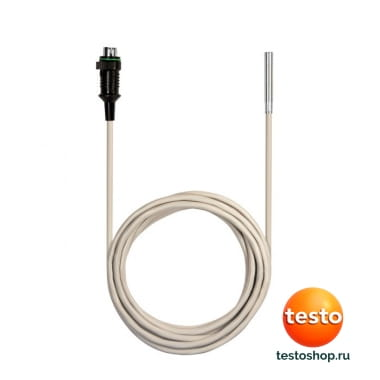 Зонд с алюминиевым рукавом 0628 7503 в фирменном магазине Testo