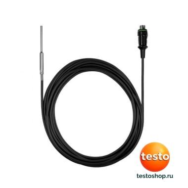 Высокоточный погружной/проникающий зонд, длина кабеля 6 м, IP67 0610 1725 в фирменном магазине Testo